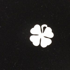 Jewelry - Sterling Silver 4 Leaf Clover Charm